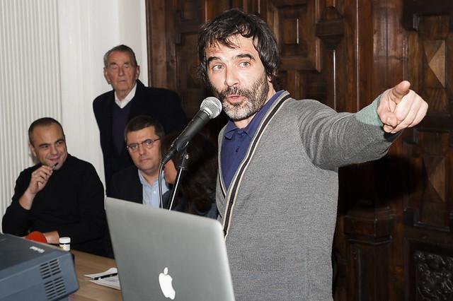 "Presentación del libro 'Ciberactivismo', de Mario Tascón y Yolanda Quintana • <a style=""font-size:0.8em;"" href=""http://www.flickr.com/photos/32810496@N04/8226836690/"" target=""_blank"">View on Flickr</a>"