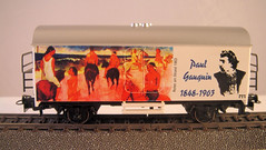 Marklin 4415,911 Paul Gauguin (4/4) (phalgi) Tags: railroad scale train wagon model ho 187 hoscale maerklin marklin modellbahn toytrains märklin