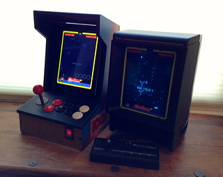 Virtual & Actual Vectrex