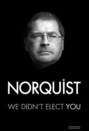Norquist: We Didn't Elect You