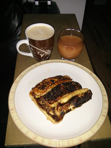 Caramelised French Toast