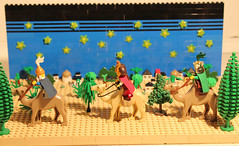 julekonkurrencen 2 (c.behrens) Tags: christmas lego jul 3wisemen 3visemnd