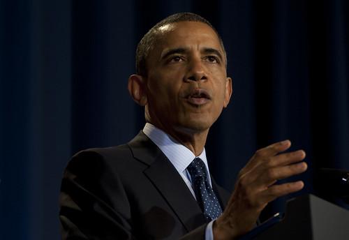 From flickr.com: Barack Obama {MID-293794}