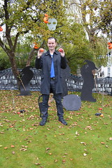 Ryan Janek Wolowski, visits The Auld Smiddy Inn of Pitlochry, Scotland, for fall harvest Halloween celebration (RYANISLAND) Tags: uk travel scotland town europe european village unitedkingdom perthshire scottish villages perth scotch towns smalltown scotish pitlochry scottland pitlochryscotland