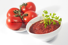 (Irantzu Arbaizagoitia) Tags: red food white green home cooking kitchen dinner tomato lunch cuisine soup european dish sauce eating background tomatoes cream tasty plate bowl vegetable fresh gourmet made delicious spanish meal ingredients vegetarian blended getty dining cooked parsley boiled herb savory isolated gazpacho appetizing curators