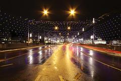 Seebrücke Luzern (thomas_holzmann) Tags: night switzerland swiss luzern lucerne 600d