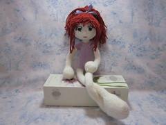 Sisu6 (toureasy47201) Tags: doll handmade knit yarn knitteddolls arnecarlos
