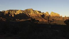 Golden Glow (Bill_Oswald) Tags: sunset arizona sedona redrock