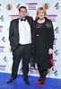 The British Comedy Awards 2012 held at the Fountain Studios - Sarah Millican and guest