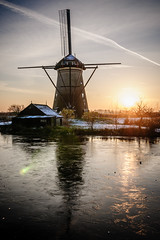Journey through Time (ace_dave) Tags: netherlands thenetherlands kinderdijk zuidholland sigma1850f28ex dutchwindmills winterinthenetherlands nikond300s historicholland