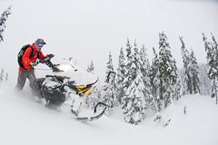 Brohm Ridge Sled Roop Dec 15 2012-3 (Pat Mulrooney) Tags: canada andy snowboarding paul britishcolumbia sled squamish coastmountains brohmridge patmulrooneyphotography skidoosummitrevxm