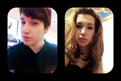 Unknown Before&After (M2F Transformations) Tags: