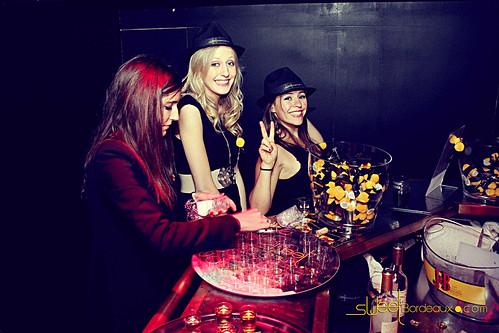 Sweet Hour – Au Bonheur des Dames – 06/12/2012