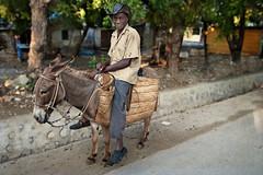 No need for speed (Giovanni Savino Photography) Tags: speed ride oldman riding vehicle rider mule magicdonkey magneticart giovannisavino