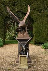 Eagles (EJ Images) Tags: gardens garden walledgarden thewalledgarden gardencentre statues ornaments gardenornaments benhall benhallwalledgarden suffolk england eastanglia uk nikon nikond750 d750 nikonslr nikondslr slr dslr 24120mmlens 2016 ejimages statue sculptures sculpture dsc5533c