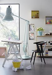 Urban Office Space (Houseology) Tags: office homeoffice interiordesign interiors interior scandic scandinavian contemporary home whiteoffice