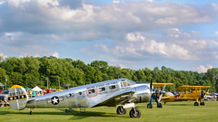 Hagerstown Flying Circus 2016 (WayNet.org) Tags: flyingcircus hagerstown indiana transporation twinbeech waynecounty airplane airport grassairstrip plane waynet camera:model=nikond7100 geocountry exif:make=nikoncorporation geocity exif:lens=tamronaf18270mmf3563diiivcpzdb008n exif:isospeed=250 exif:model=nikond7100 geolocation geostate exif:focallength=27mm exif:aperture=45 camera:make=nikoncorporation