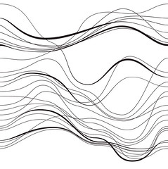 Vibe (Neta Manor) Tags: illustration netamanor vibe sound gentle tone resonance music sounds trembling quaking quivering fluttering bw blackandwhite fine dainty delicate fragile refined sensitive wave graphicarts graphic special unique ocean sea simple abstract