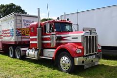 Uncle Sam's Great American Circus Kenworth CDT 857T (5asideHero) Tags: uncle sams great american circus transport kenworth trucks cdt 857t