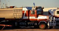 V8 Mack (quarterdeck888) Tags: trucks transport roadtransport haulage lorry class8 tractortrailer overtheroad heavyhaulage australianroadtransport nikon d7100 semitrailer frosty quarterdeck flickr jerilderietrucks jerilderietruckphotos truckphotos australiantruckphotos expressfreight freight roadfreight truck mack superliner