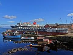 Brodick WIP 1 (Bricheno) Tags: caledonianisles ferry caleyisles arran island isleofarran scotlandinminiature clyde estuary firth firthofclyde bricheno szkocja schottland scozia scoia scotland cosse escocia esccia    terminal terminus calmac wip