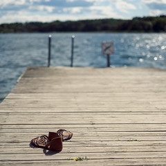 The Baltic Sea (herve was here) Tags: fuji xt1 sea sweden squareformat