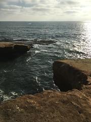 Sunset Cliffs (Anna Sunny Day) Tags: sunsetcliffs oceanbeach