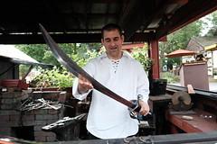 Cutlass (fakoman) Tags: cutlass sword weapon steel blacksmith renaissance pirate