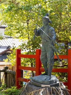 - Hachidai-jinjya Shrine