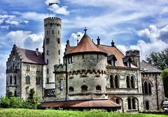 Schlo Lichtenstein (Gnter Hickstein) Tags: schlos castle lichtenstein schloslichtenstein uelzen gnterhickstein building