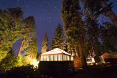CA-CO (11 of 60) (codywellons) Tags: sequoia national park california nature kings canyon night long exposure stars milky way tent cabins a7ii