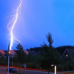 Lightning (f.dalmulder4) Tags: olympus omdem5 1240mmf28pro lightning almere microfourthirds micro43 mft bamzongrotevuurbaljonguh flash loud bang autofocus