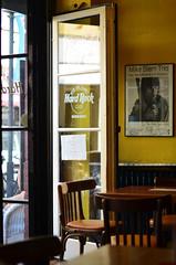 Hard Rock (MRusenov) Tags: hard rock cafe yellow cozy bar heidelberg students burgers drinks lovely vintage art retro