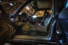 Beim Bauer (Nathlie Pictures) Tags: car auto scheune