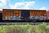 (o texano) Tags: houston texas graffiti trains freights bench benching resek ghoul ghouls a2m adikts wh sws d30