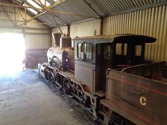 CCFC aka 'King Haakon' (Pete 1957) Tags: railway steam steamengine rail preserved preservedrailway heritage bressingham museum 260 mogul