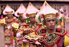 Baris Gede Dance (bayumahardika) Tags: baris barisgede batur tari bali denpasar budaya nikon d7200 odalan ulundanu karya