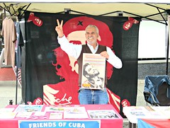 Friends of Cuba (knightbefore_99) Tags: commercialdrive carfreeday bc vancouver thedrive eastvan 2016 city party candid cool awesome west coast cuba freedom friends
