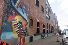 Mercer Mural 1 (SaySandra) Tags: magicrust2016 magic rust graffiti walls art street 2016 mercer building edmonton alberta downtown yegdt freshcanvas