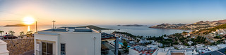 Yalıkavak, Gümüşlük, and Sunset over Greece!