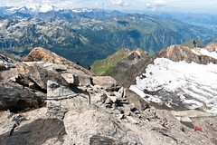 Top Kitzsteinhorn Cable Car Station (Roger Hanuk) Tags: alpine austria cable climbing footpath glacier kaprun kitzsteinhorn mountainrange object path summit salzburg at