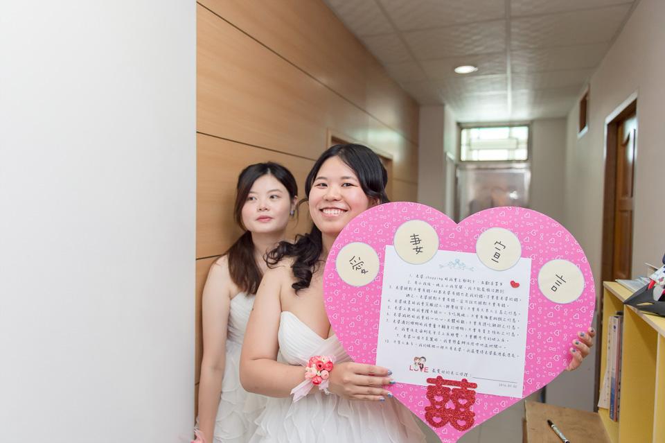 台南婚攝 情定婚宴城堡永康館 婚禮紀錄 C & V 054