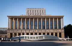 Teatr Wielki - d (frune_man) Tags: d lodz teatr theatre opera fountain building architecture city