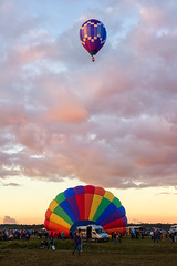 The Launch (bprice0715) Tags: canon canoneos5dmarkiii canon5dmarkiii landscape landscapephotography nature naturephotography adirondacks adirondackballoonfestival hotairballoons balloons sky clouds colorful colors vibrant sunrise outdoors