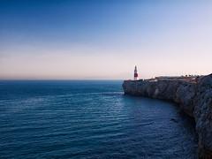 Gibraltar (Samuele Silva) Tags: africa lighthouse faro europa mare colonia gibraltar molo spagna colonne gibilterra