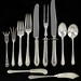 "2044. Towle ""Chased Diana"" Sterling Silver Flatware"