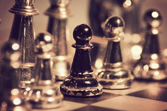 Chess   Black pawn, isolated