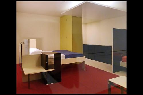 slaapkamer harrenstein 03 1926 rietveld gt (sm amsterdam 2012) - a ...