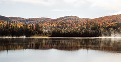 Achigan Lake (Billy Wilson Photography) Tags: lake ontario canada mountains algoma agawacanyon billywilson traintour achigan billywilson14