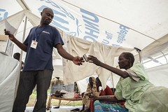 UNHCR News Story: Stretched UNHCR faces difficulties containing hepatitis E outbreak in South Sudan (UNHCR) Tags: africa camp news water women southsudan refugees border medical help aid health elderly emergency information protection virus partnership assistance photoset sud sanitation visibility vulnerable bluenile cleanwater newsstory juba sudaneserefugees uppernile unitystate southkordofan hepatitise mabancounty sudansudaneserefugees unitedstatescentresfordiseasecontrolandprevention